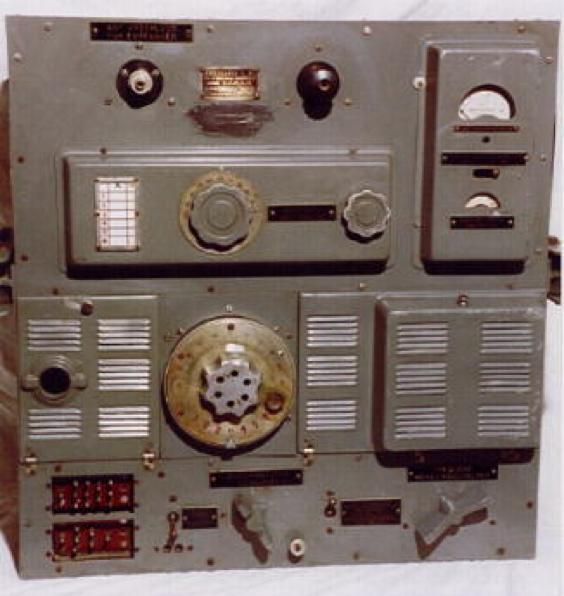 Радиостанция Saram 310, передатчик