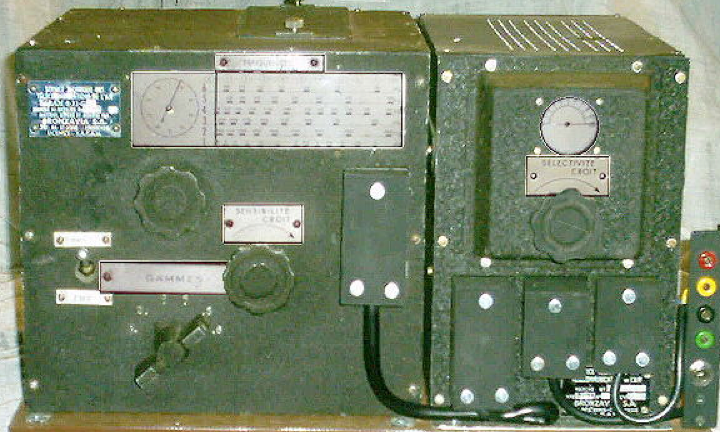 Радиостанция Saram 310, приемник