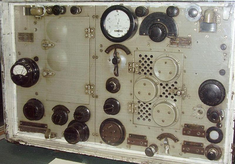 Носимая радиостанция 5-АК