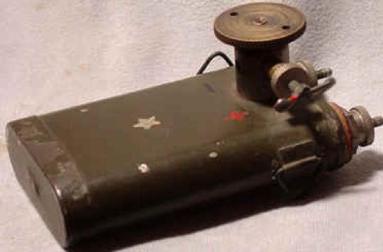 Нажимной/натяжной взрыватель №7 Mk- I