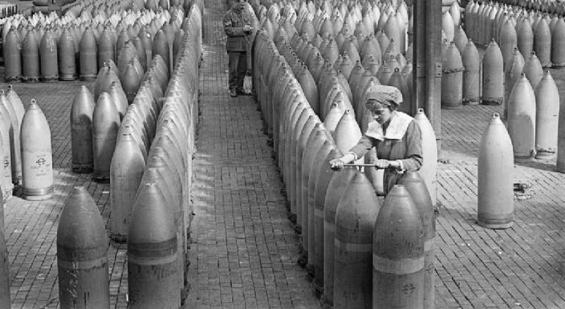 Снаряды 304-мм