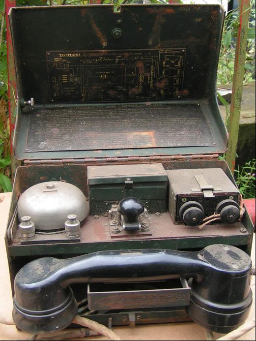 Полевой телефон D.Mk-ІV