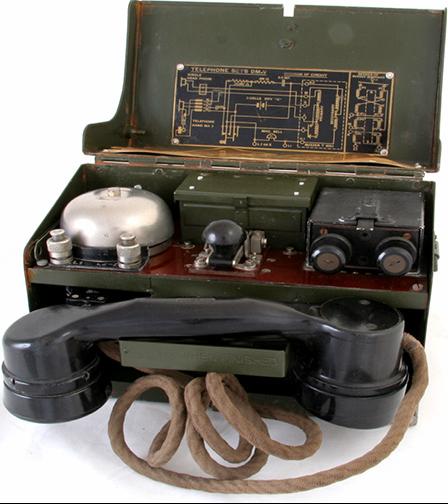 Полевой телефон D.Mk-V