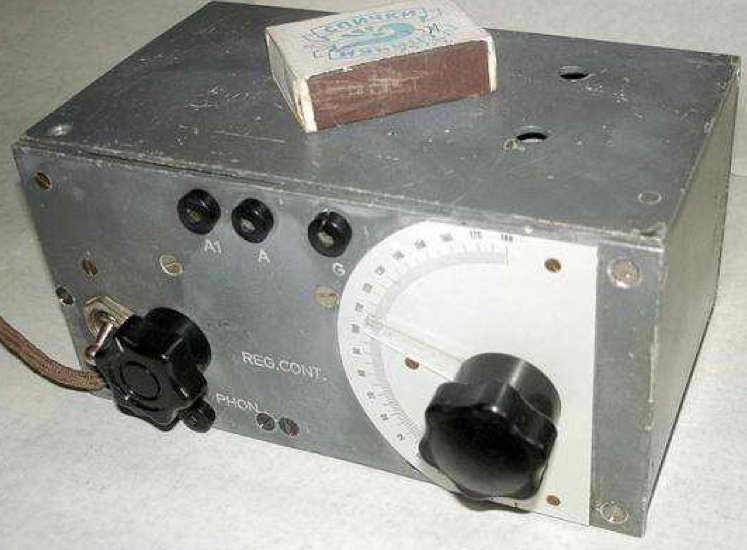 Приемник E-98