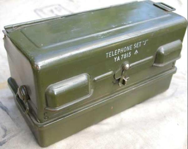 Полевой телефон Type J