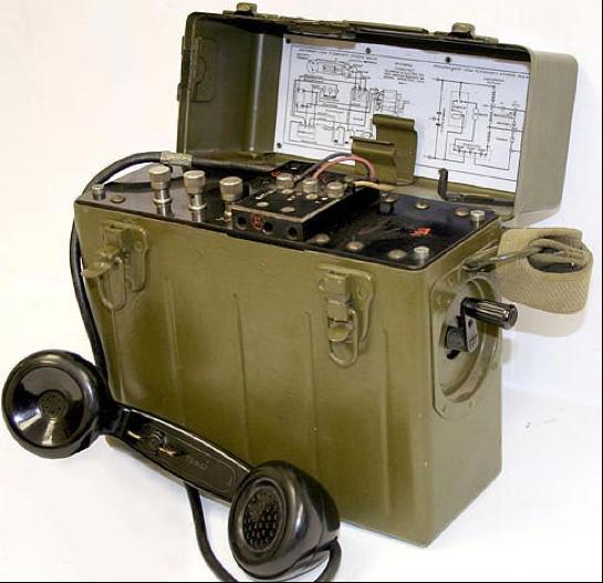 Полевой телефонный аппарат ИАА-44
