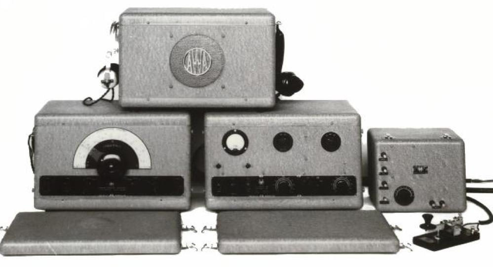 Комплект береговой радиостанции 3-BZ
