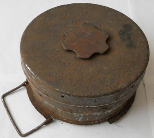 Противотанковая мина Panssarimiina m/39
