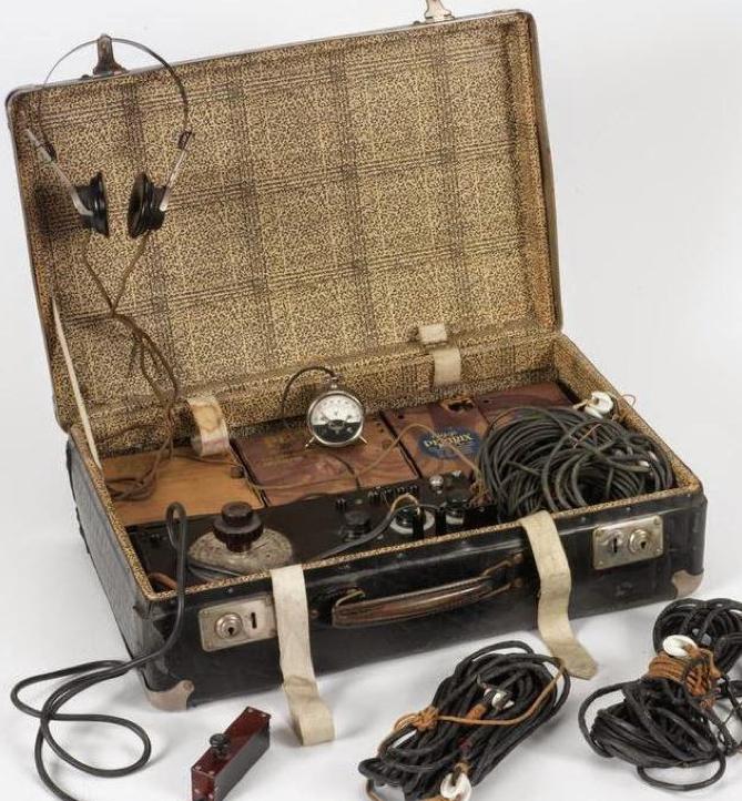 Радиостанция SE-92/3