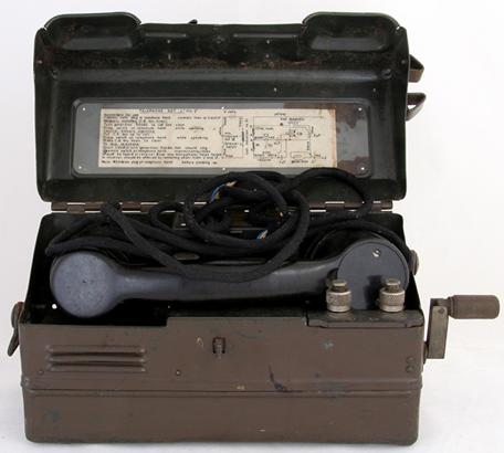 Полевой телефон Type L Mk-1