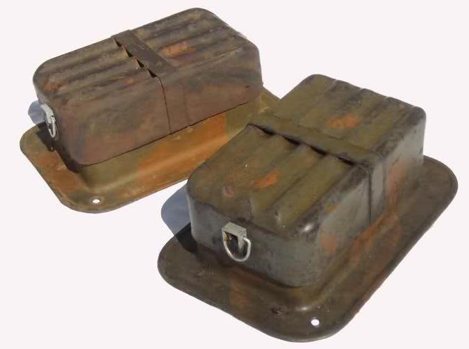 Противотанковая мина Mine Lagere Mle 1936