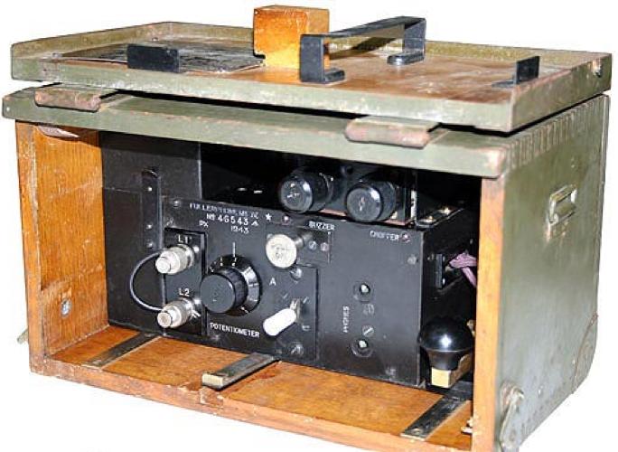 Полевой телеграф Fullerphone Mk-IV