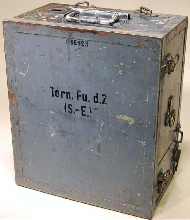 Ранцевая радиостанция Torn.Fu.d2