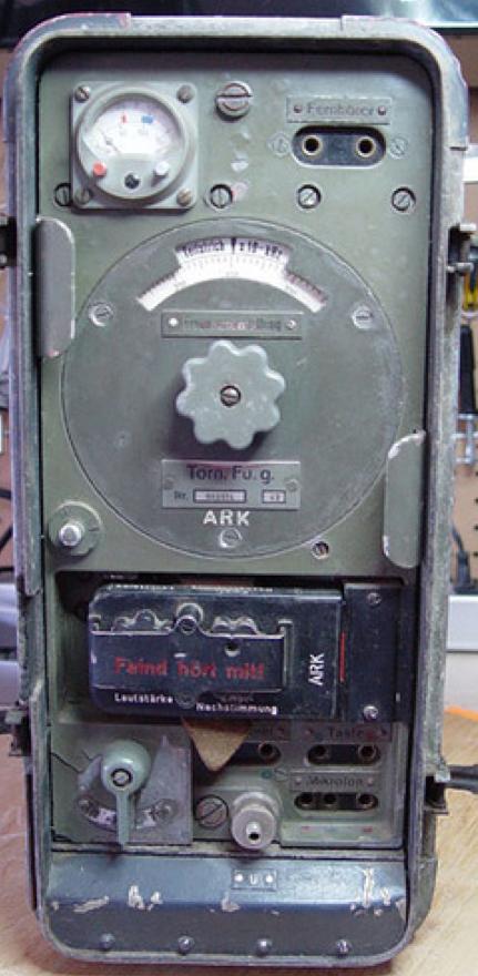 Носимая радиостанция Torn. Fu. g.
