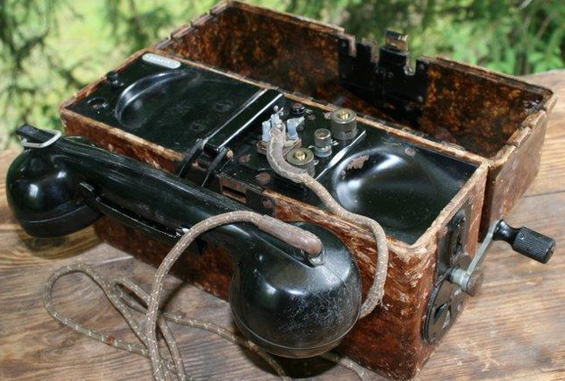 Полевой телефон 41-M (TBK-1)