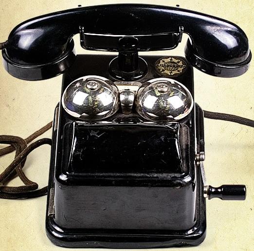 Настольный телефон