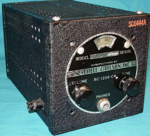 Авиационный приемник BC-1206