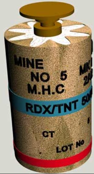 Противопехотная мина №.5 Mk- I