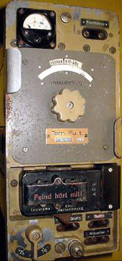 Носимая радиостанция Torn. Fu.t.