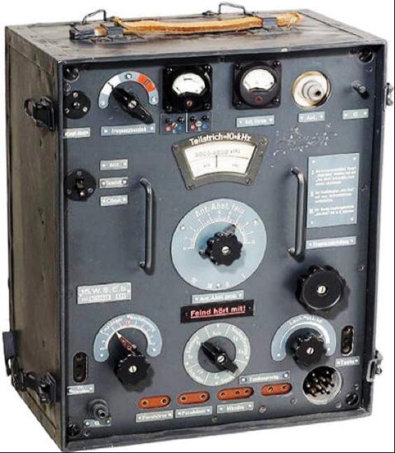 Радиостанция 15 W.S.E.b.