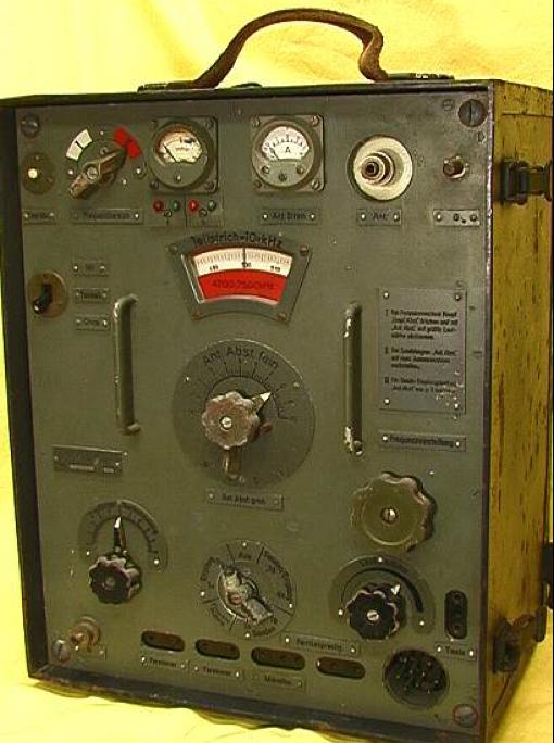 Радиостанция 15W.S.E.a.