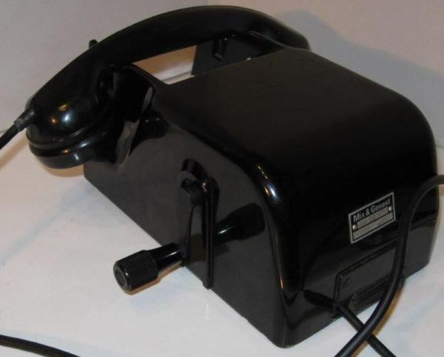 Настольный телефон Tischfernsprecher 39 (FTF-39)