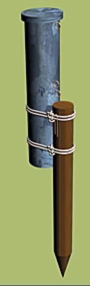 Рисунок трубчатой мины Туре-91