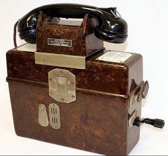 наборное устройство Amtsanschließer 33 с телефоном FF-33