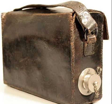 Железнодорожный телефон Spez-33