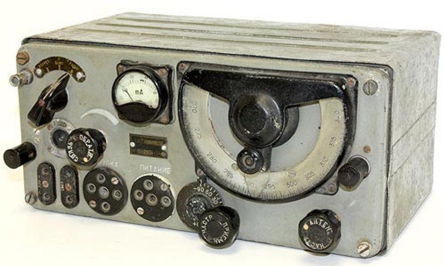 Носимая радиостанция А-7А