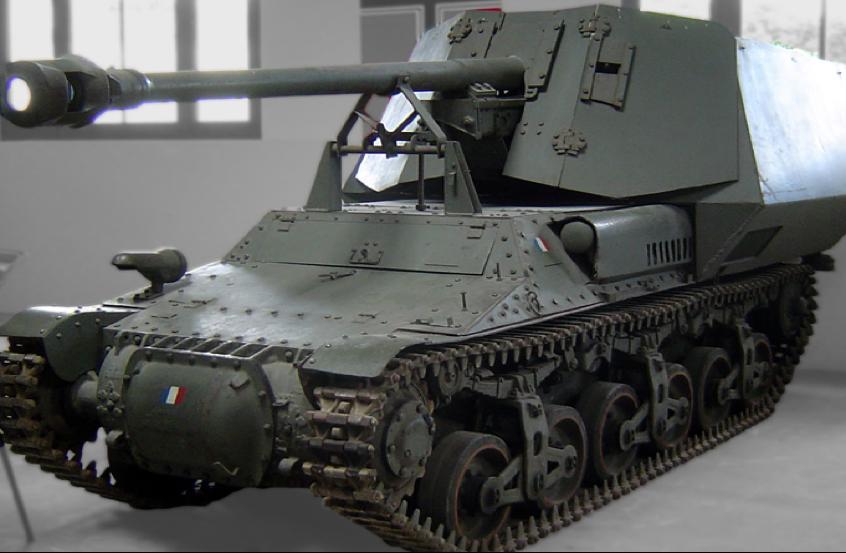 САУ Marder I (Sd.Kfz. 135)