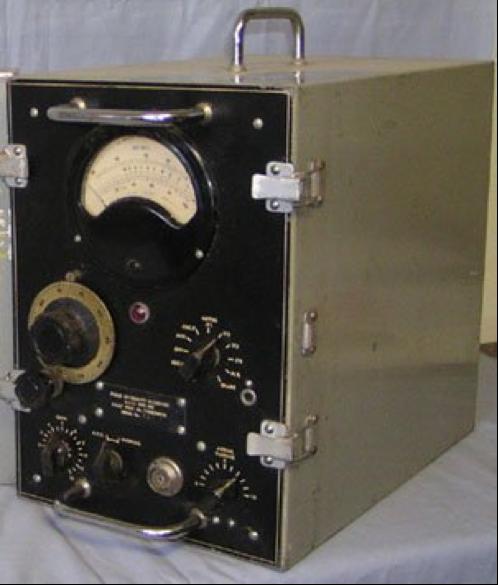 Приемник А-22 из комплекта РЛС RAAF А-22