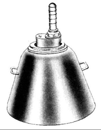 Рисунок противодесантной мины JG