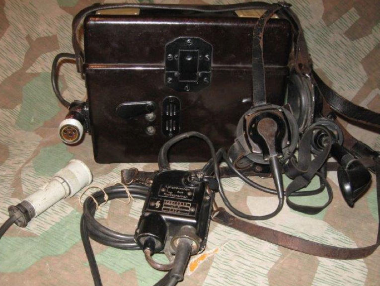 Телефон FF-33 Kriegsmarine