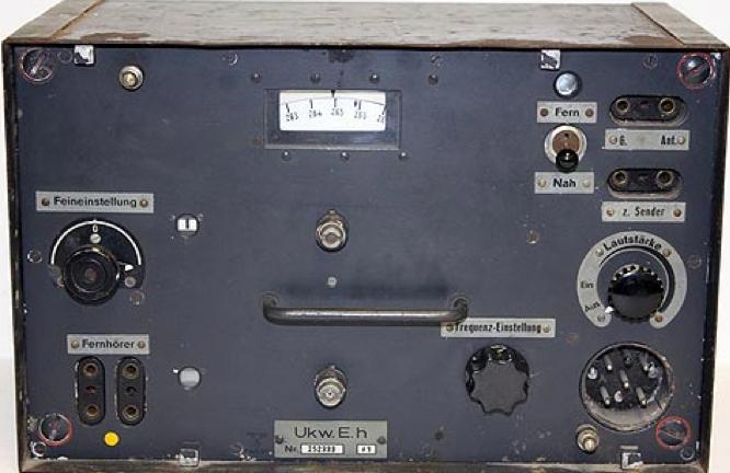 Комплект Fu 16 SE 10 U (Fu 16). Приемник Ukw.E.h