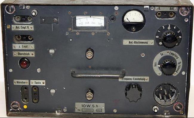 Комплект Fu 16 SE 10 U (Fu 16). Передатчик 10 W.S.h.