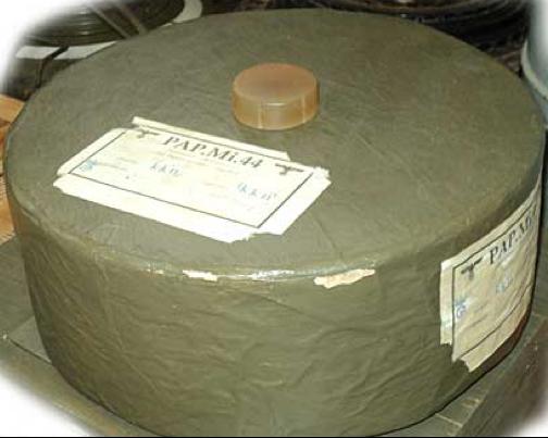 Картонная мина Pар.Mi. 44