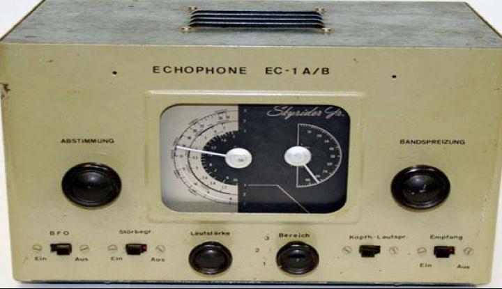 Приемник Ecophone EC-1 A/B