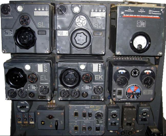 Радиостанция FuG-10