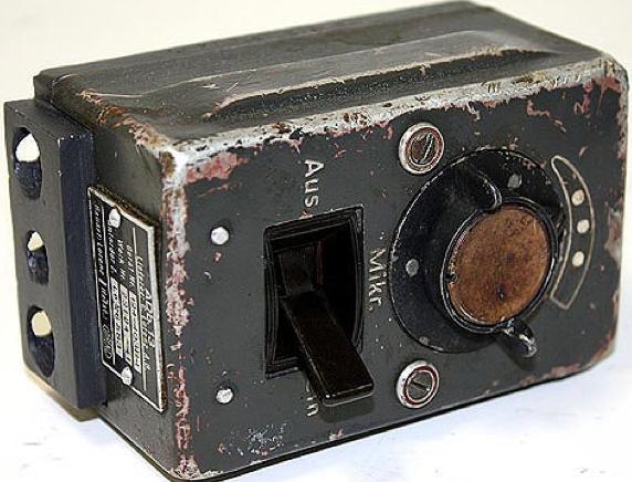 Составные части FuG-10. Блок самолетного переговорного устройства ADb 13.