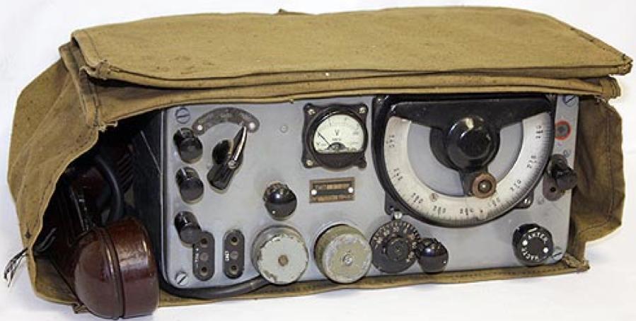 Носимая радиостанция А-7Б