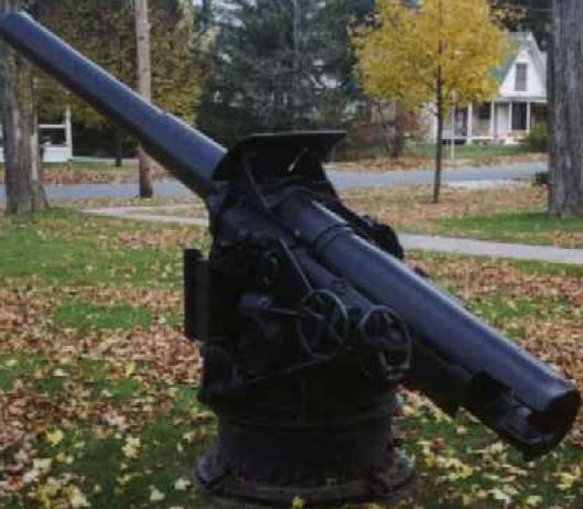 Орудие полевое 10.5 cm SK L/40 gun