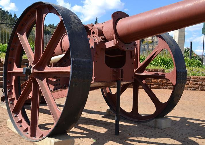 Орудие береговое 10.5 cm SK L/40 gun