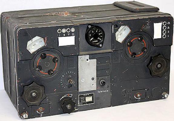Авиационная радиостанция. FuG-16. FuG-16 ZY.