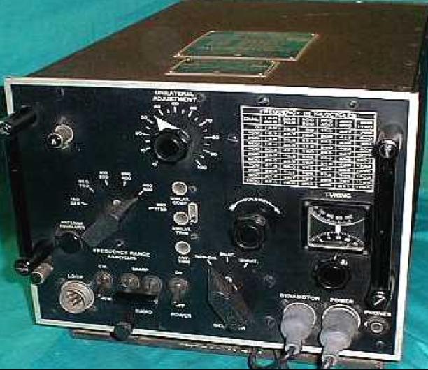 Поисковый приемник DZ-2