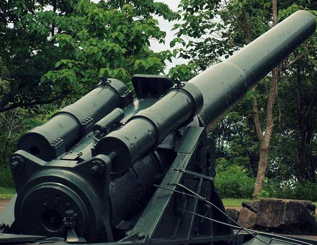 Береговое орудие 12-inch M1895