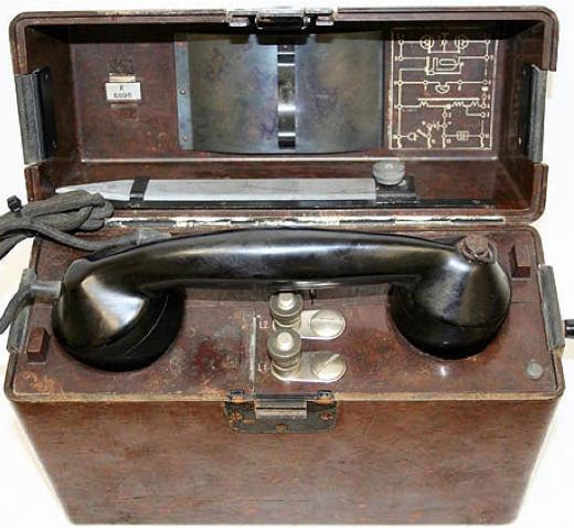 Полевой телефон Telefono Campale Mod. 42