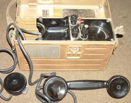 Полевой телефон AP-36