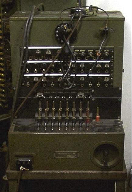 Телефонный коммутатор TC-12