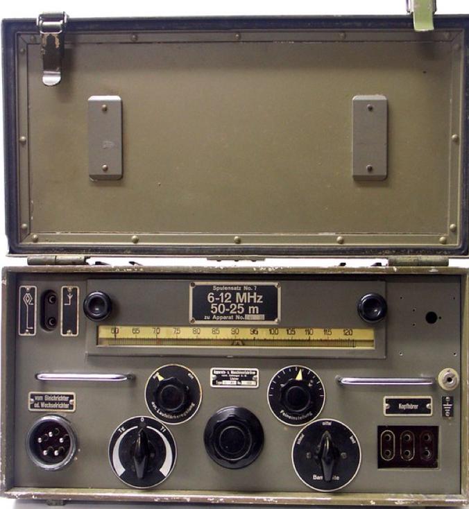 Приемник E-601 (E-41)